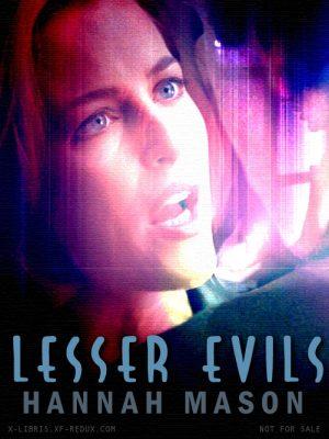 Lesser Evils by Hannah Mason