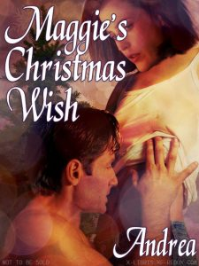 Maggie's Xmas Wish cover