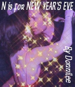Book Cover: N is for NYE & New Year's Resolution by Donnilee
