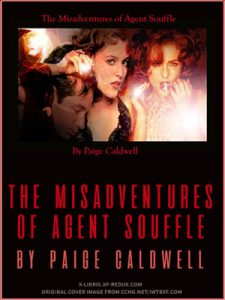 Misadventures of Agent Souffle cover