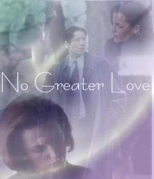 Kris's No Greater Love cover