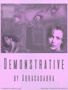 Book Cover: Demonstrative by Abracadabra