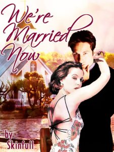 We're Married Now cover