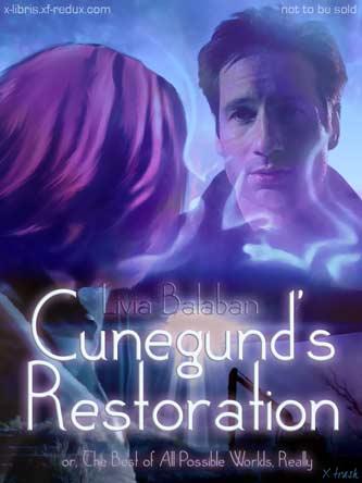 Cunegund's Restoration by LiviaB